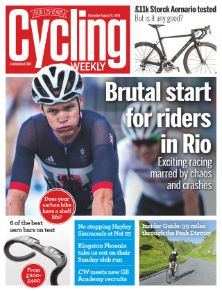 Cycling Weekly 11th August 2016