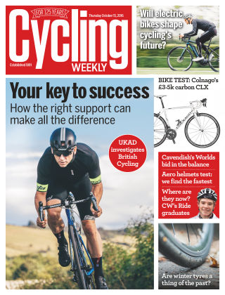 Cycling Weekly 13th October 2016