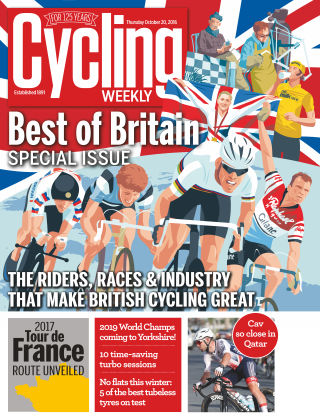 Cycling Weekly 20th October 2016