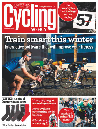 Cycling Weekly 17th November 2016