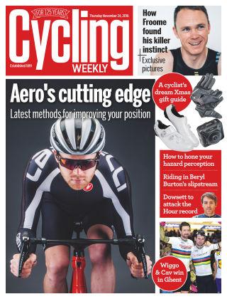Cycling Weekly 24th November 2016