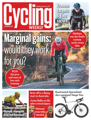 Cycling Weekly 12th January 2017