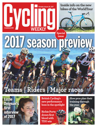 Cycling Weekly 26th January 2017