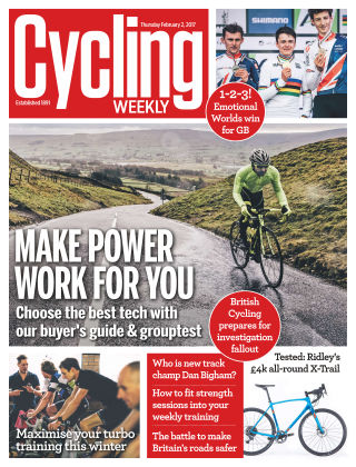 Cycling Weekly 2nd February 2017