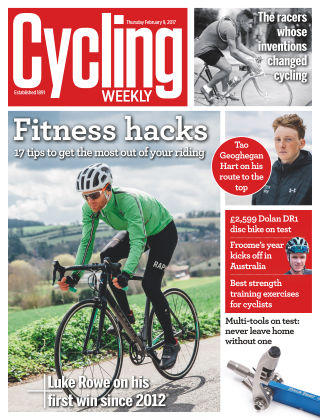 Cycling Weekly 9th February 2017