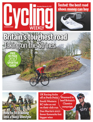 Cycling Weekly 16th February 2017