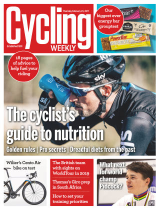 Cycling Weekly 23rd February 2017