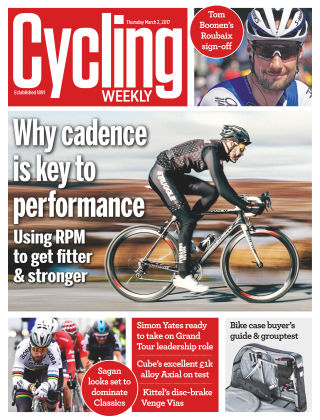 Cycling Weekly 2nd March 2017