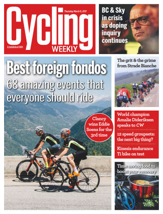 Cycling Weekly 9th March 2017