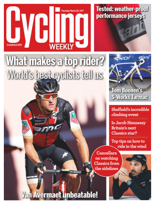 Cycling Weekly 30th March 2017