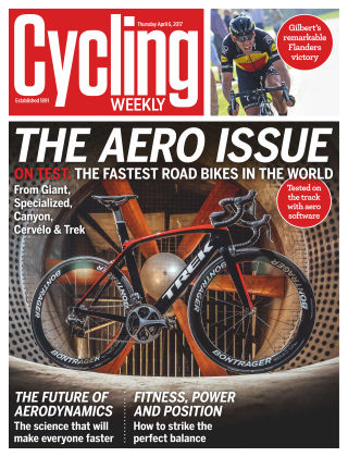 Cycling Weekly 6th April 2017