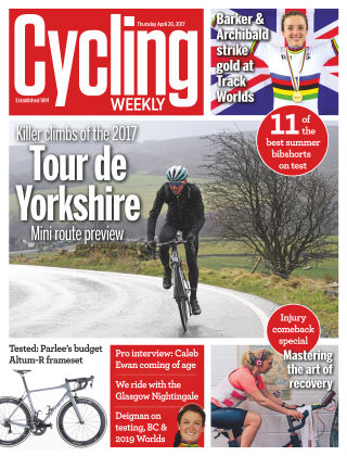 Cycling Weekly 20th April 2017