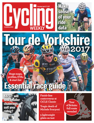 Cycling Weekly 27th April 2017