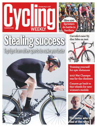 Cycling Weekly 11th May 2017