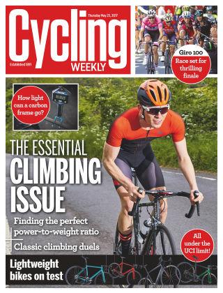 Cycling Weekly 25th May 2017