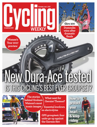 Cycling Weekly 1st June 2017