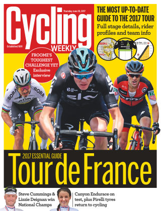 Cycling Weekly 29th June 2017