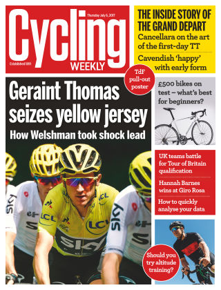 Cycling Weekly 6th July 2017