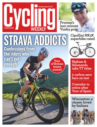 Cycling Weekly 10th August 2017
