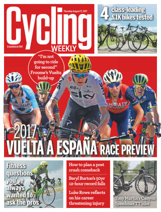 Cycling Weekly 17th August 2017