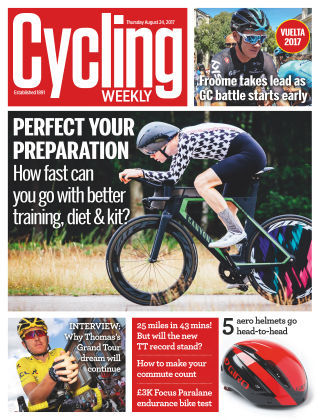 Cycling Weekly 24th August 2017