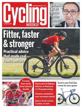 Cycling Weekly 7th September 2017