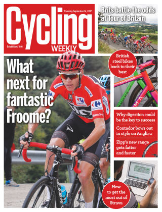 Cycling Weekly 14th September 2017