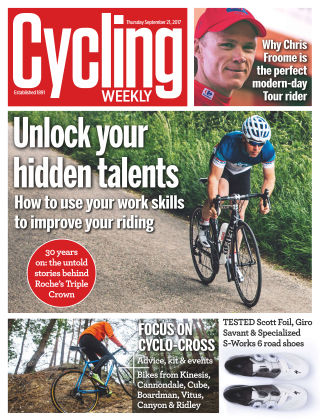 Cycling Weekly 21st September 2017