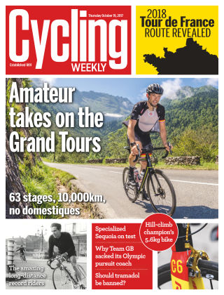 Cycling Weekly 19th October 2017