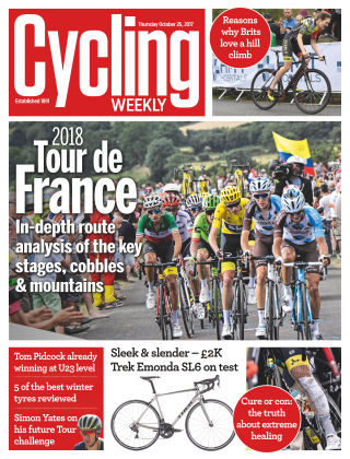 Cycling Weekly 26th October 2017