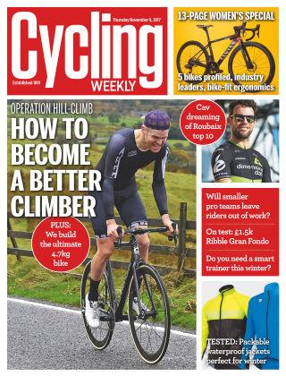 Cycling Weekly 9th November 2017