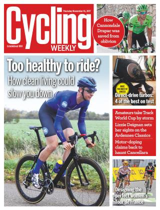 Cycling Weekly 16th November 2017