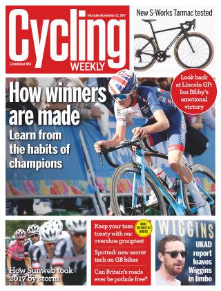 Cycling Weekly 23rd November 2017