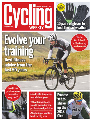 Cycling Weekly 7th December 2017