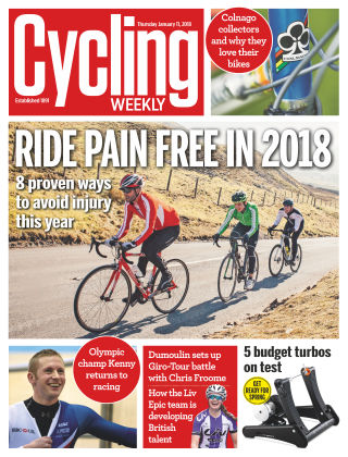 Cycling Weekly 11th January 2018