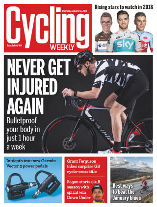 Cycling Weekly 18th January 2018