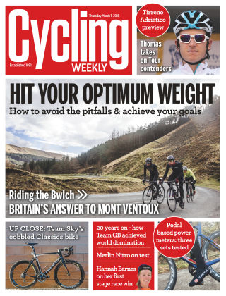 Cycling Weekly 1st March 2018