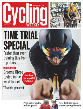 Cycling Weekly 8th March 2018