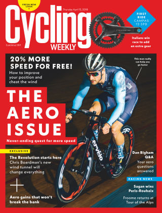 Cycling Weekly 12th April 2018