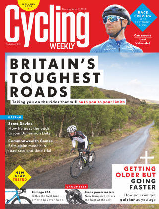 Cycling Weekly 19th April 2018