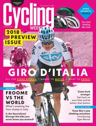 Cycling Weekly 3rd May 2018