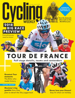 Cycling Weekly 5th July 2018