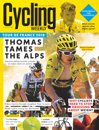 Cycling Weekly 26th July 2018