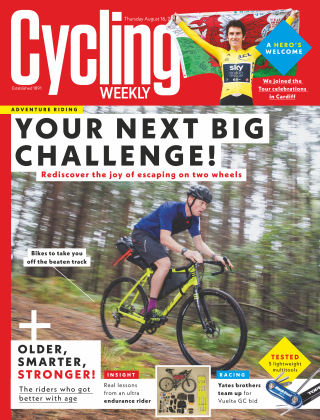 Cycling Weekly 16th August 2018