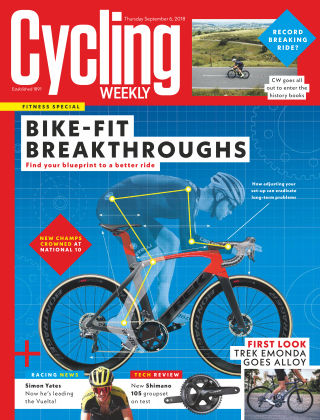Cycling Weekly 6th September 2018