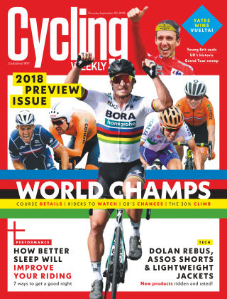 Cycling Weekly 20th September 2018