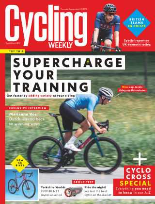 Cycling Weekly 27th September 2018