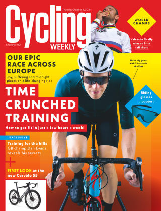 Cycling Weekly 4th October 2018