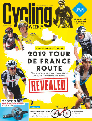 Cycling Weekly 1st November 2018