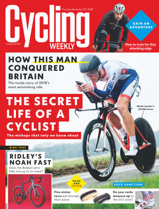 Cycling Weekly Nov 22 2018